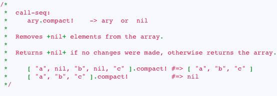 Ruby MRI Source Code Idioms #1: Accessing Data Via Macros - Pat