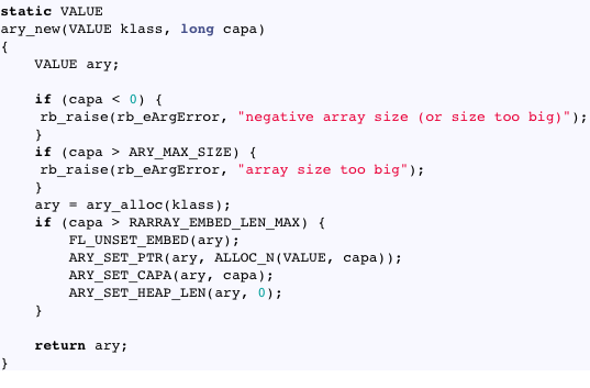 Ruby MRI Source Code Idioms #2: C That Resembles Ruby - Pat